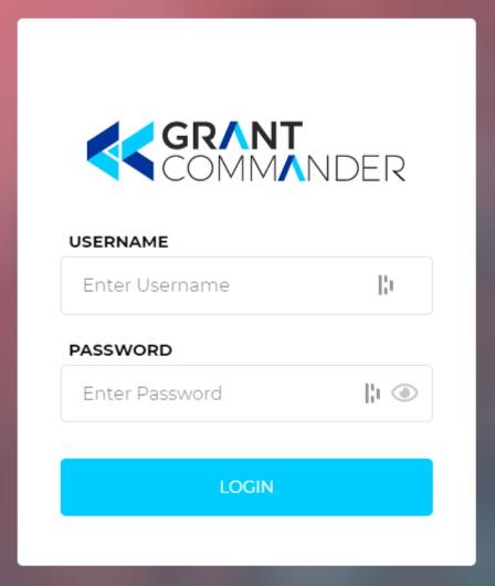 grantcommander-login